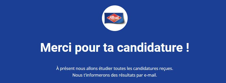 ALBA emballage alimentaire