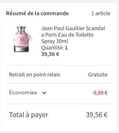 Bon Plan : Jean Paul Gaultier